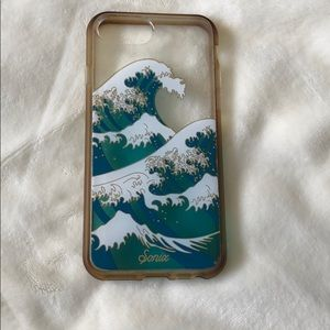 Wave IPhone 6s Case.